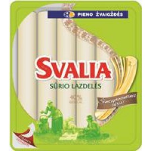 SVALIA - CHEESE STICKS 40%