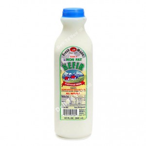 FRESH MADE - NON-FAT KEFIR