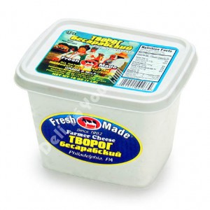 FRESH MADE - BESARABIAN FARMER CHEESE