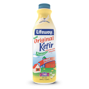 LIFEWAY - ORIGINAL PLAIN PROBIOTIC KEFIR