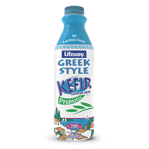 LIFEWAY - GREEK STYLE PROBIOTIC KEFIR
