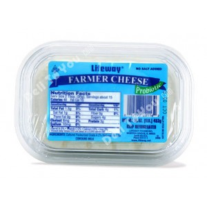 LIFEWAY - FARMER CHEESE, REGULAR
