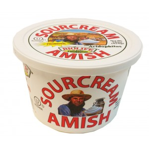 NATIONALWIDE - AMISH SOUR CREAM