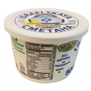 NATIONALWIDE - ISRAELI SOUR CREAM