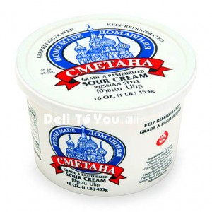 NATIONALWIDE - RUSSIAN STYLE DOMASHNYAYA SOUR CREAM