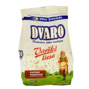 DVARO - LOW FAT FARMER CHEESE
