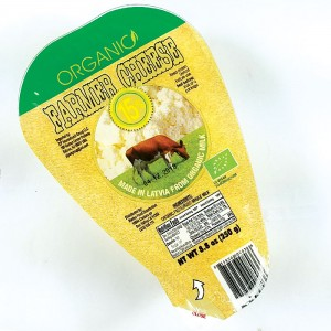 ORGANIC LATVIA - 15% FARMER CHEESE