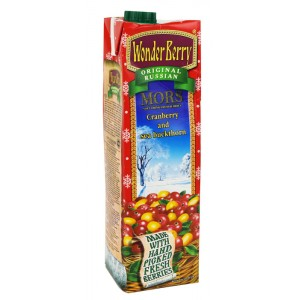 WONDER BERRY - MORS CRANBERRY AND SEA BUCKTHORN