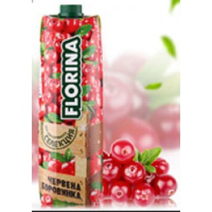 FLORINA - CRANBERRY JUICE