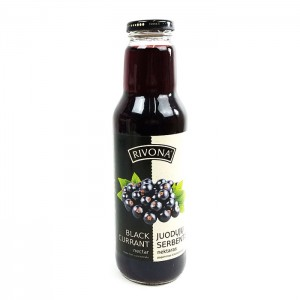 RIVONA - BLACK CURRANT JUICE