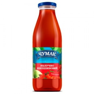 CHUMAK - APPLE/ROSE HIP JUICE