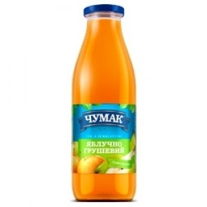 CHUMAK - APPLE/PEAR  JUICE