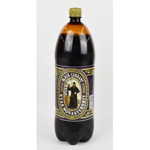 MONASTIRSKIY - KVASS BLACK CURRANT 4.4lb