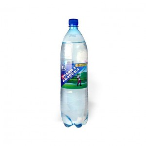 POLYANA KVASOVA - MINERAL WATER plactic bottle 3.3lb