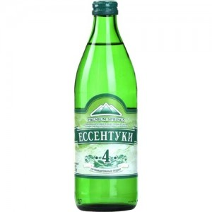 ESSENTUKI - MINERAL WATER #4 glass 1.1lb