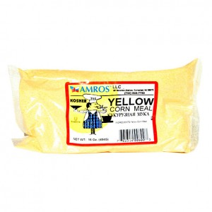 AMROS - YELLOW CORN MEAL