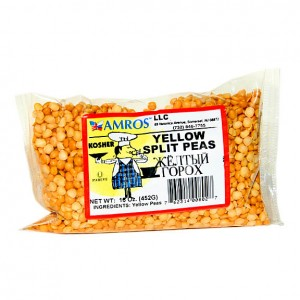 AMROS - YELLOW SPLIT PEAS