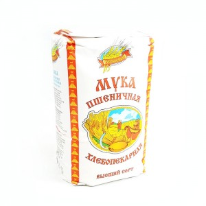 RUSSKOE POLE - WHEAT FLOUR