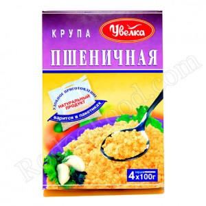 UVELKA - WHEAT GRITS