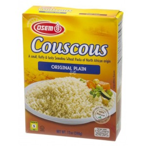 OSEM - ORIGINAL PLAIN COUSCOUS