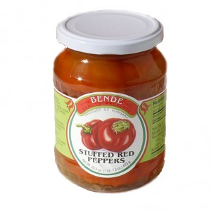 BENDE - STUFFED RED BELL PEPPERS