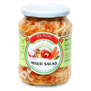 BENDE - MIXED SALAD