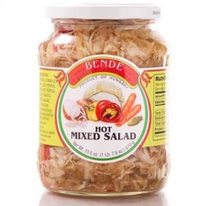 BENDE - HOT MIXED SALAD