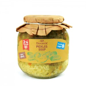 DWOREK - PICKLES SOUP