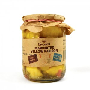 DWOREK - MARINATED YELLOW PATISON