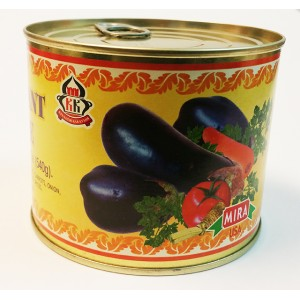 MIRA - EGGPLANTS SPREAD WITH TOMATOES