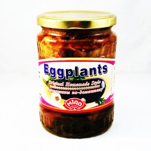 MIRA - HOMESTYLE EGGPLANTS