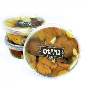 FERMA 1931 - PICKLED SLIPPERY JACK MUSHROOM (MASLYATA)