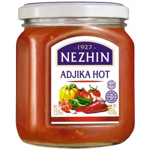 NEZHIN - ADJIKA HOT
