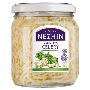 NEZHIN - MARINATED CELERY