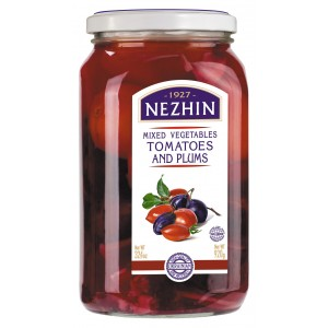 NEZHIN - ASSORTED TOMATOES AND PLUMS