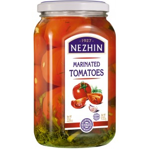 NEZHIN - MARINATED RED TOMATOS