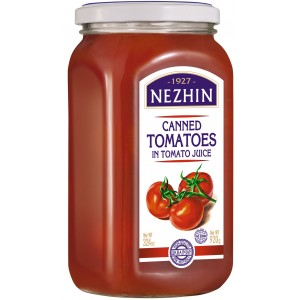 NEZHIN - TOMATO IN OWN JUICE