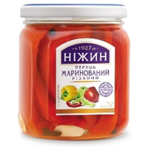NEZHIN - RED PEPPER MARINATED