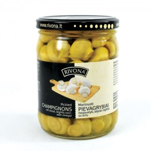 RIVONA - PICKLED CHAMPIGNONS