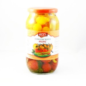 TRADICII VKUSA - PICKLED TOMATOES CHERRY MIX 2.2lb