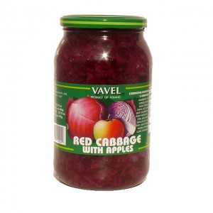 VAVEL - RED CABBAGE WITH APPLES