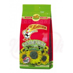 OT MARTINA - SUNFLOWER SEEDS 1.1lb