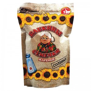 BABKINI - SUNFLOWER SEEDS SALTED