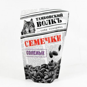 TAMBOVSKY VOLK - SUNFLOWER SEEDS SALTED