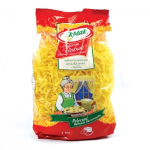 BABUNI - POLISH THICK GRADE NOODLES WITH TURMERIC