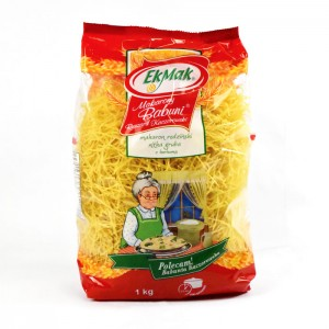 BABUNI - POLISH THICK THREAD NOODLES WITH TURMERIC