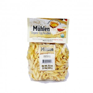 MUHLEN - ORGANIC GERMAN NOODLES POCKETS