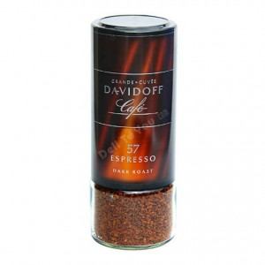 DAVIDOFF - INSTANT COFFEE EXPRESSO