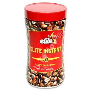 ELITE - INSTANT COFFEE IN CAN