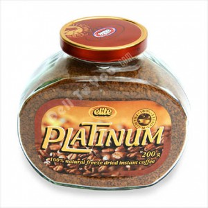 ELITE - PLATINUM INSTANT COFFEE